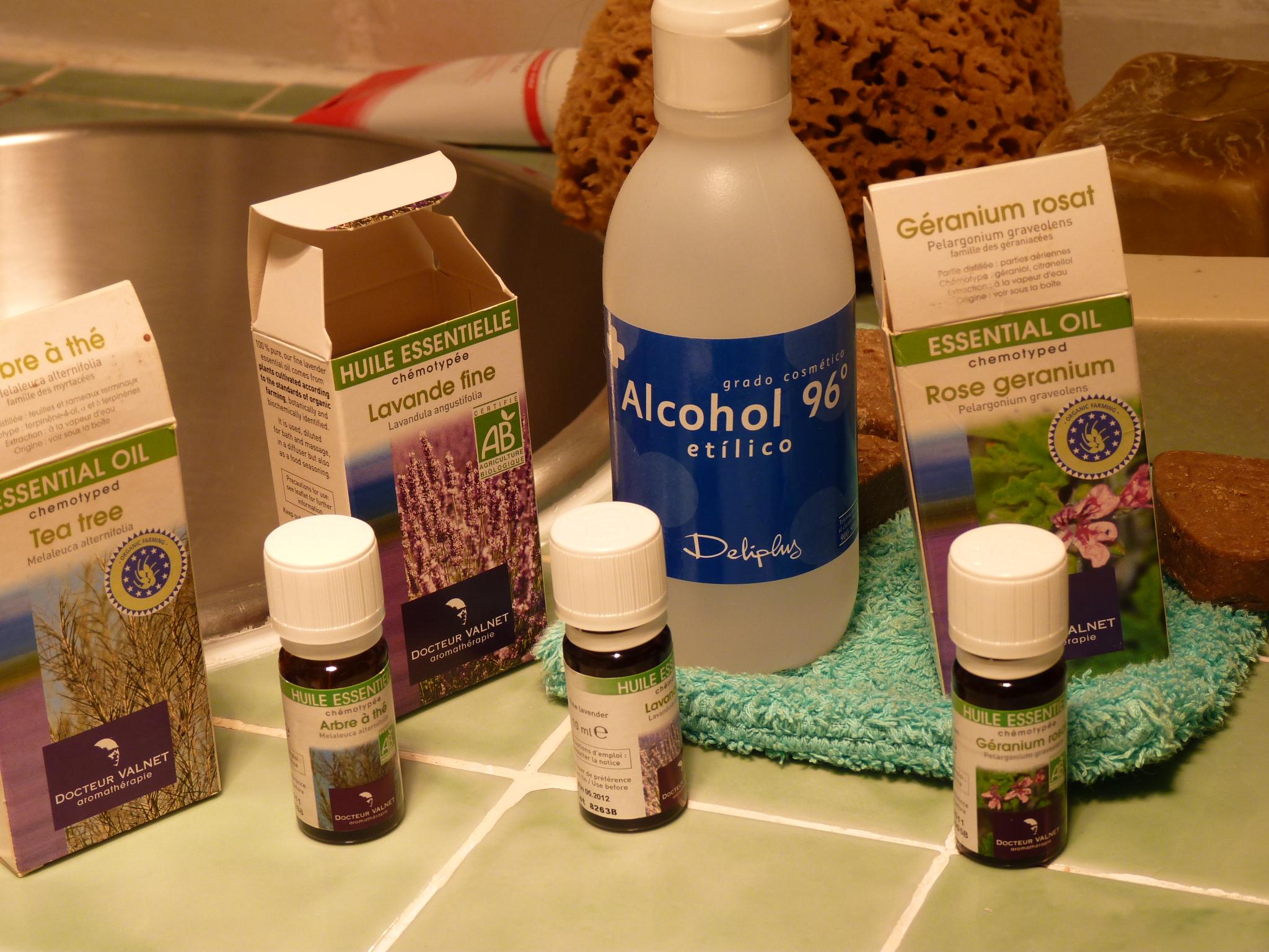 Acabar con los piojos con aceites esenciales altea te - Como se quitan las manchas de aceite ...