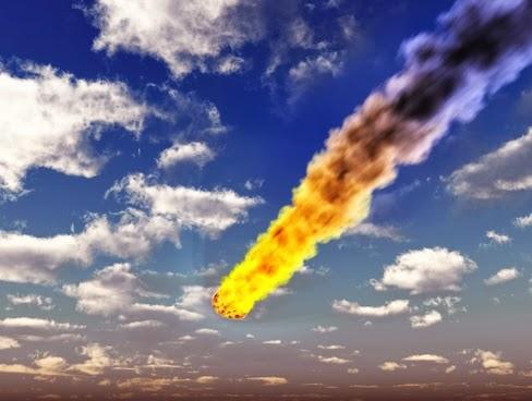 meteorite-crash
