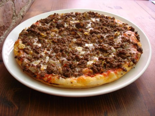 PIZZA CARNE