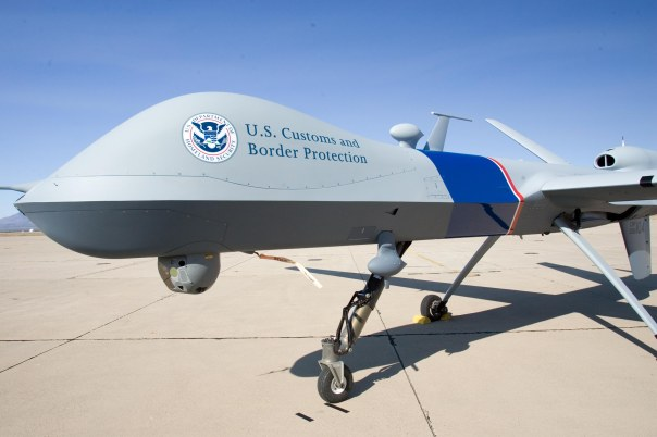 Customs and Border Protection announced the latest addition to i