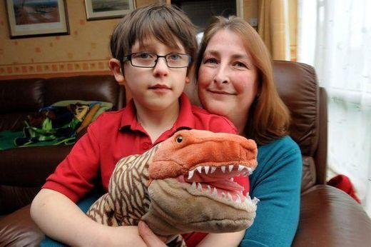Josh Hadfield y su madre habian rechazado una indemnización de 120 000 libras