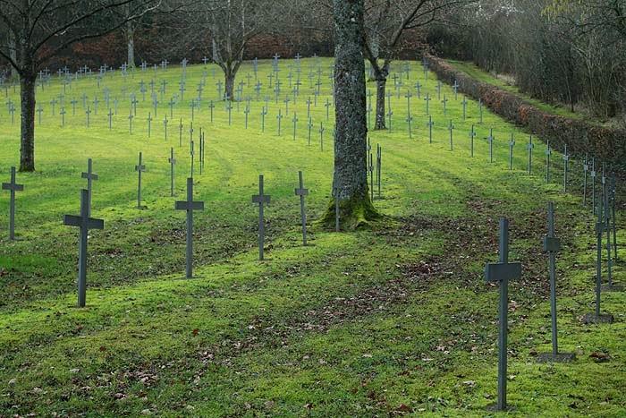 Saint Maurice sous les Côtes Cimetière allemand (2)