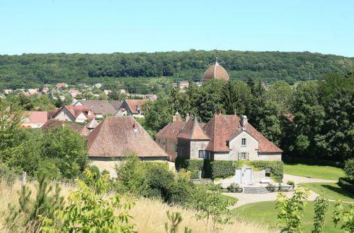 Miserey-Saline en el Jura franés cerca de la frontera suiza.