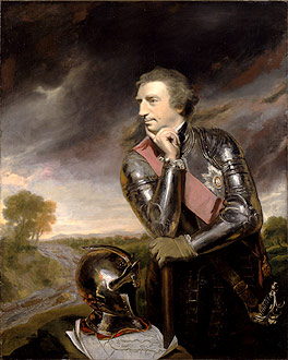 Baron Jeffrey de Amherst, se supo de sus intenciones a través de su relación epistolar con sus subalterna, el mercenario suizo Henry Bouquet