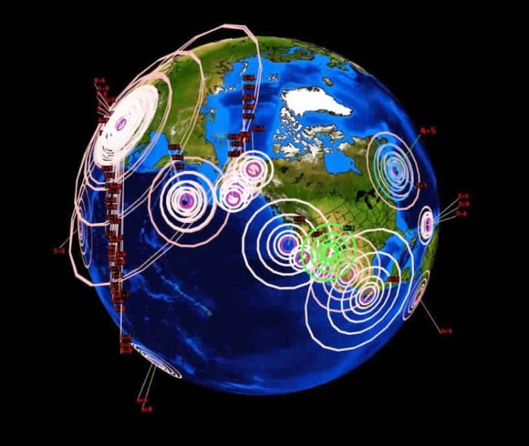 global-earthquakes