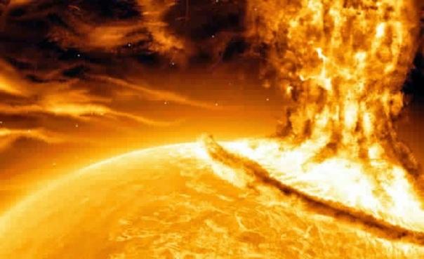 solar-flare