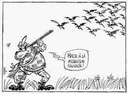 Le Beauf: No a la migración salvaje...