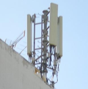 tipo de antenas camufladas, según los vecinos que nos han mandado las fotos