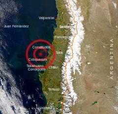Chile 27 febrero 2010