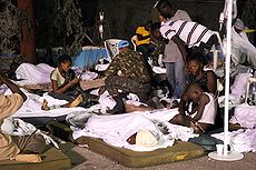 Haiti 12 de enero 2010