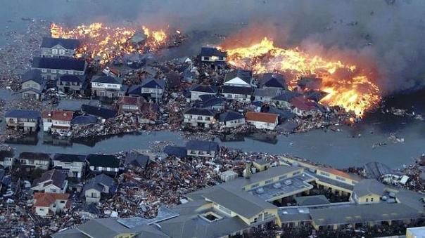 11 marzo 2011 Japón